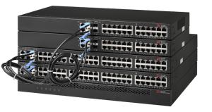 Brocade Switches de Acceso ICX 7450, ICX 7250, ICX 6610, ICX 6430, ICX 6450, FCX Series