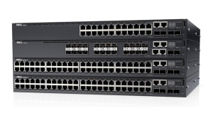 Dell Networking Switches PoE Power Over Ethernet N1500 Series, N2000 Series, N3000 Series, X-Series