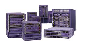 Extreme Networks / Enterasys Switches Data Center Black Diamond Series, K Series