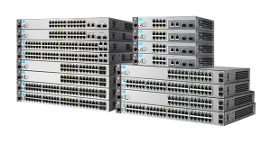 HP Networking Switches PoE+ Capa 2 Ethernet 8, 24 y 48 Puertos Gigabit HP 2530 Series