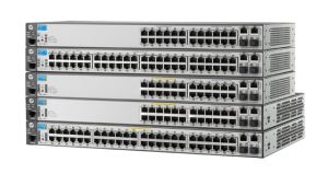 HP Networking Switches PoE+ Capa 2 Ethernet Puertos Gigabit HP 2620 Series