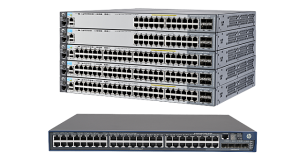 HP Networking Switches PoE+ Capa 3 Ethernet Puertos Gigabit HP 2920 Series, 5500 Series