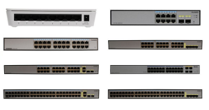 Huawei Switches Pequeñas y Medianas Empresas S1700, S1720, S1724 Series